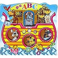 最新ABC幼儿英文摇摇书