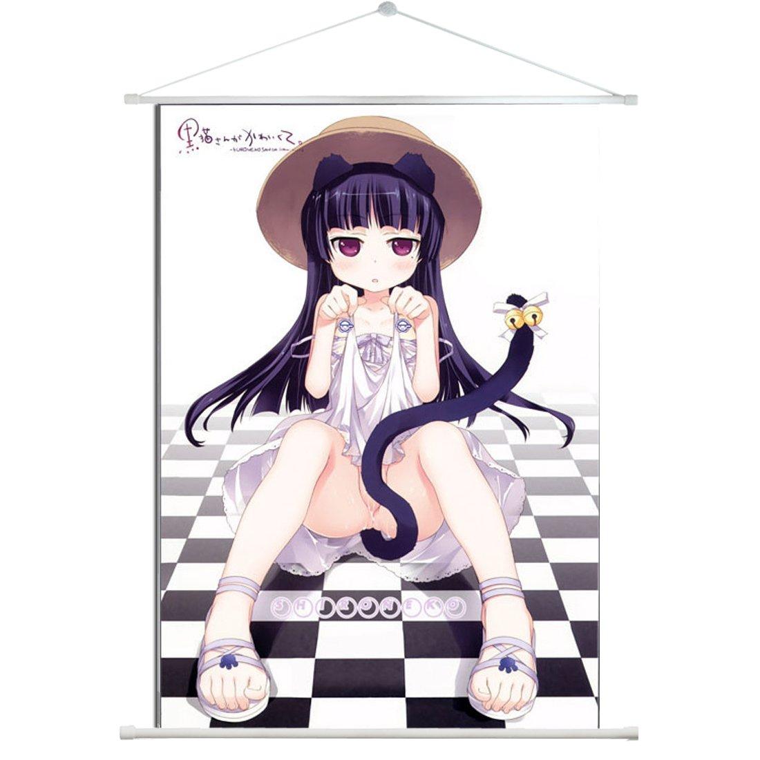 漫萌领域 动漫人物 我的妹妹哪有这么可爱-黑猫(gokou
