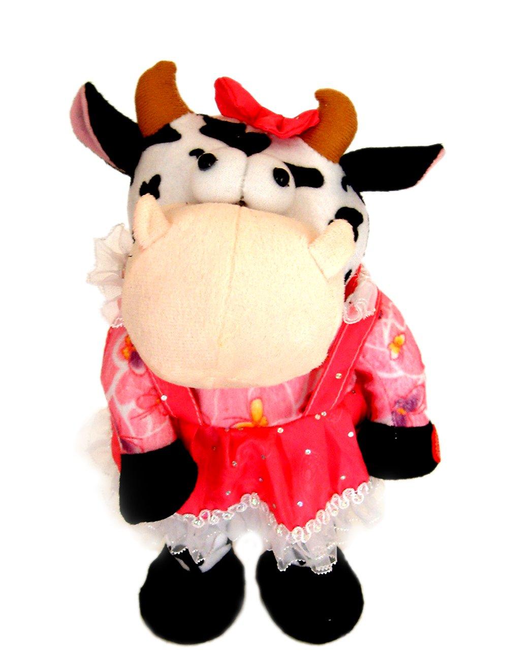可爱的跳舞牛(新版)-玩具-亚马逊中国