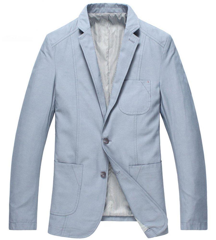 上衣外套男哪种牌子比较好 上衣外套男夏季潮流韩版修身价格