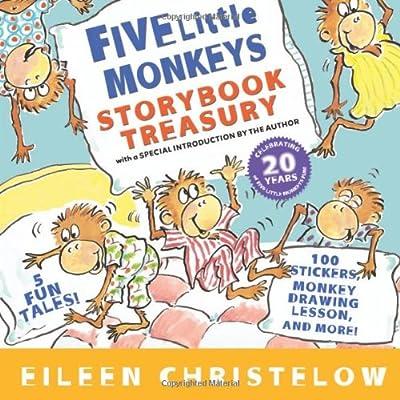 Five Little Monkeys Storybook Treasury.pdf