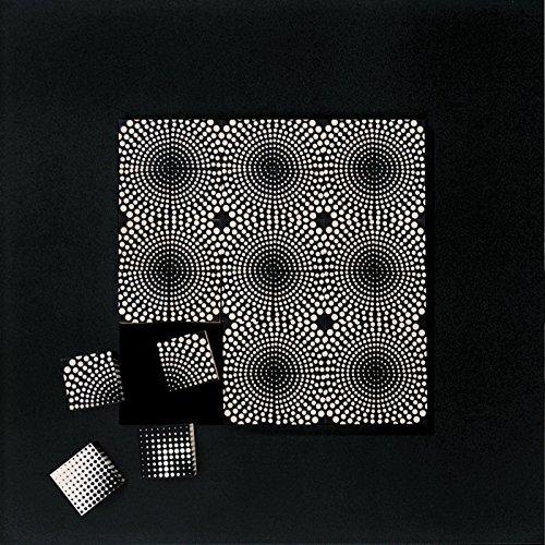 naef imago黑白原点现代风格拼图德国进口儿童成人益智玩具可挂墙家居