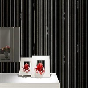 现代简约卧室房间个性米黄色无纺布墙纸客厅电视背景