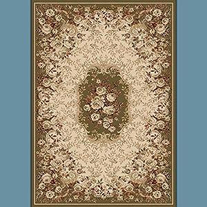锦川 土耳其奢华美式欧式 客厅沙发茶几卧室 波斯地毯