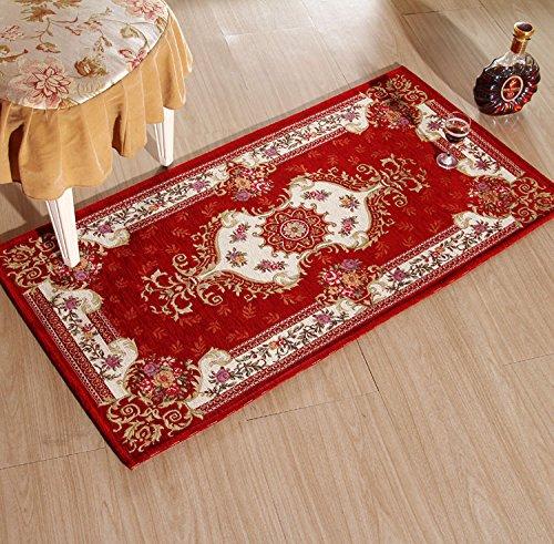 2014新款嘉博朗欧式地毯地垫门垫客厅卧室沙发毯家用脚垫子防滑耐脏
