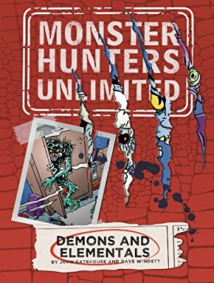 Monster Hunters Unlimited: Demons and Elementals #2.pdf