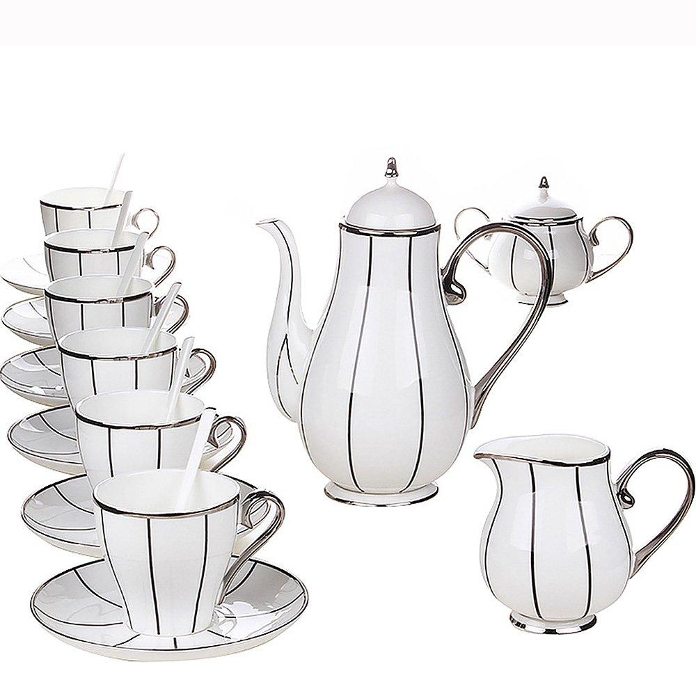 欧式陶瓷下午茶具