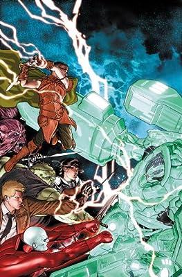 Justice League Dark Vol. 3: The Death of Magic.pdf