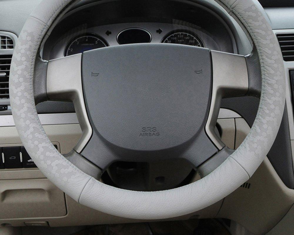 索瑞尔 汽车用品 方向盘套 真皮 高尔夫 新宝来 速腾