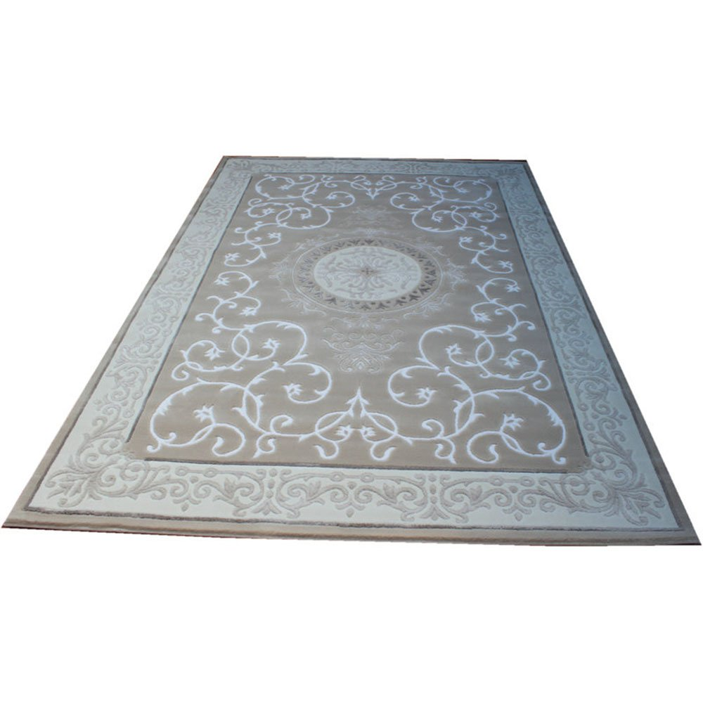 欧式田园风地毯图片