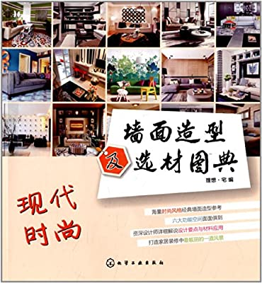 墙面造型及选材图典:现代时尚.pdf