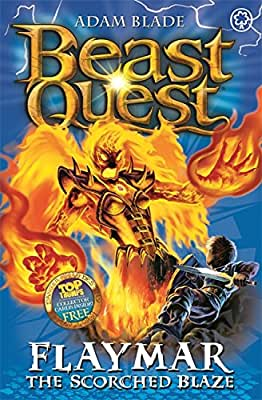Beast Quest: 64: Flaymar the Scorched Blaze.pdf