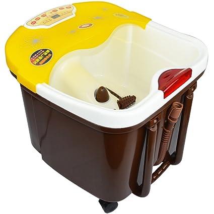 Kasrrow 凯仕乐 KSR-A318 加热按摩足浴器 188元(满199-20 低至179元)