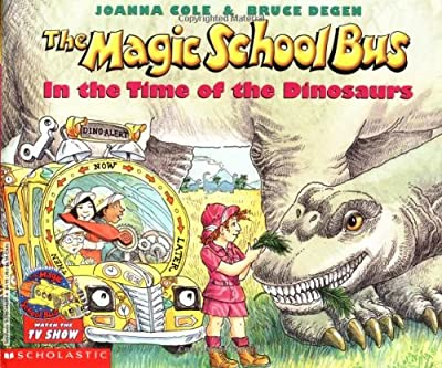 The Magic School Bus in the Time of the Dinosaurs.pdf