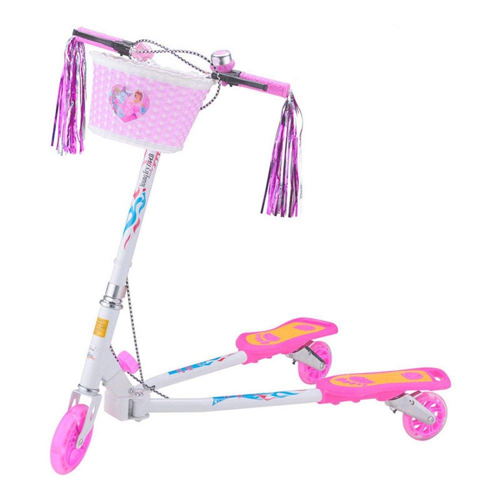优动 儿童蛙式滑板车 儿童滑板车