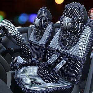 大众cc 桑塔纳 新款超纤冰丝 四季垫 五座汽车垫 汽车用品 装饰品汽车