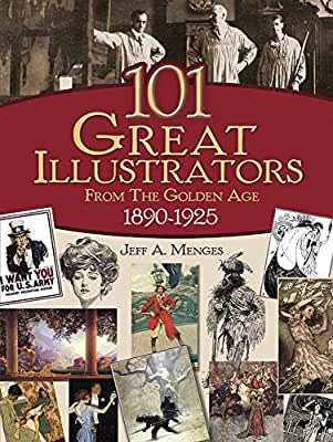 101 Great Illustrators from the Golden Age, 1890-1925.pdf