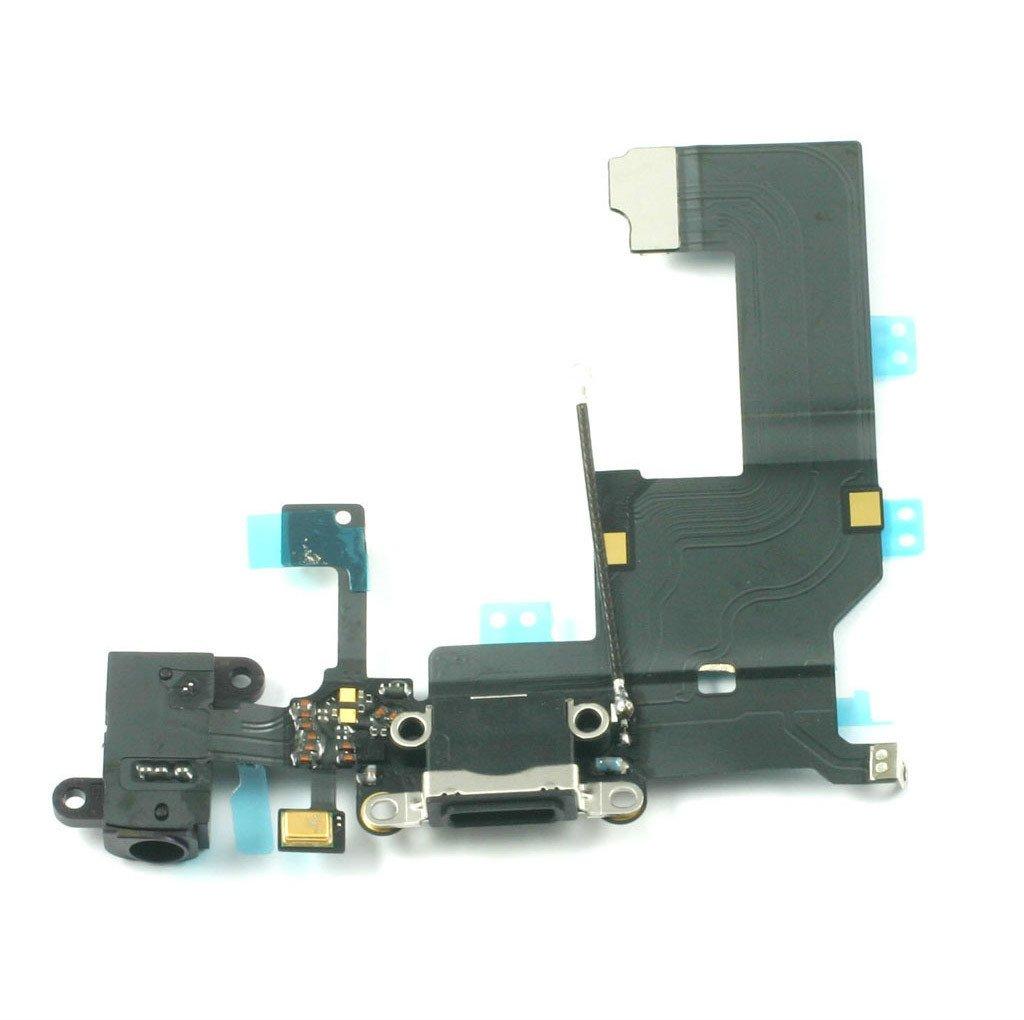苹果iphone 5 尾插 音频排线 充电 耳机插口 送话器