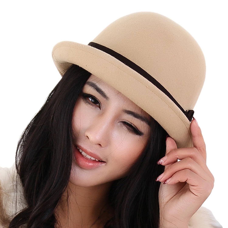 帽子女士冬季