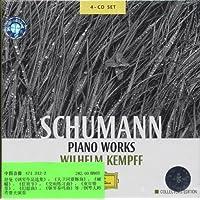进口CD:舒曼:钢琴作品选集