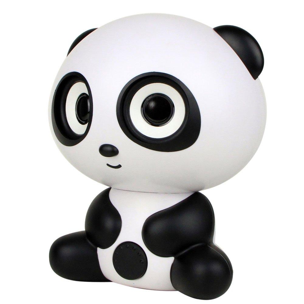 梦18 超可爱超萌无线蓝牙大熊猫音响卡通可爱低音炮音响酷酷熊多媒体