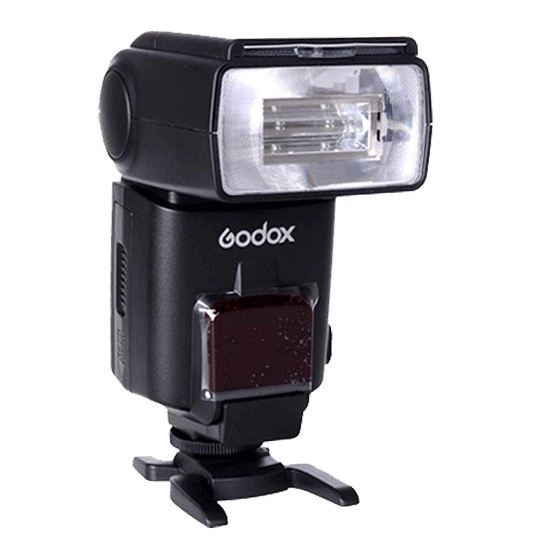 标准摄影 神牛tt660尼康佳能照相机闪光灯 指数58变焦机顶闪光灯