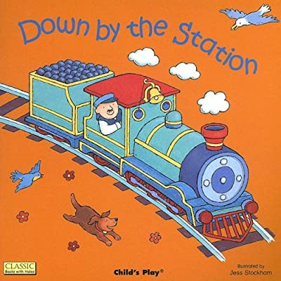 Down by the Station [With CD].pdf