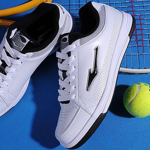 ERKE 鸿星尔克 新品正品运动男鞋舒适耐磨时尚男士网球鞋2112030电