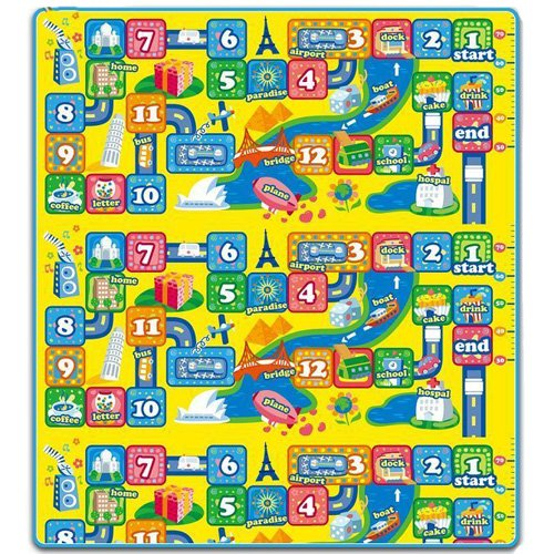 大富翁(1.8米×1.5米):亚马逊:玩具