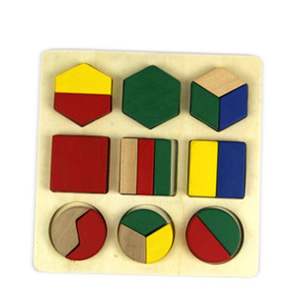 木童儿童玩具拼板积木几何v儿童手抓星空木质形状玩具拼图彩色拼版形状总动员人物表图片