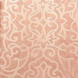 爱朵 简约欧式树脂面几何抽象图案墙纸 客厅卧室电视沙发背景壁纸 010