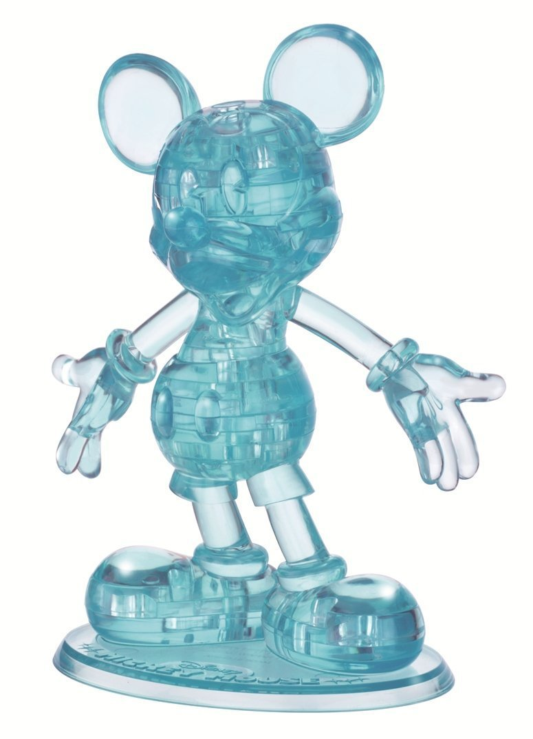 3d crystal puzzle disney mickey mouse