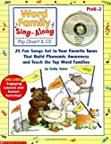Word Family Sing-along Flip Chart