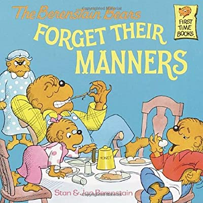 The Berenstain Bears Forget Their Manners.pdf