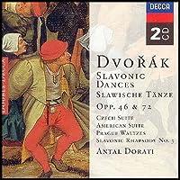 进口CD:德沃夏克-管弦乐作品