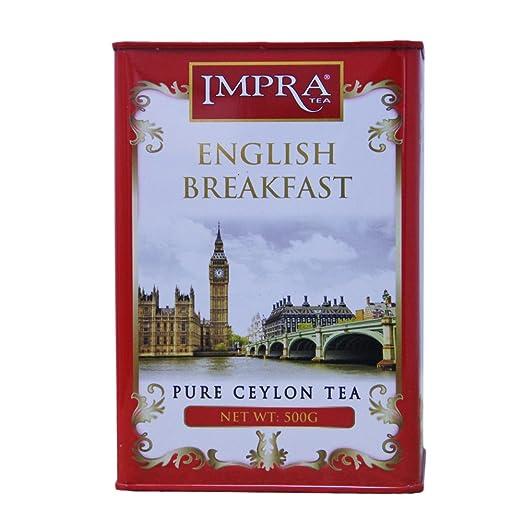IMPRA 英伯伦 英式早茶 大叶红茶 500g 199元(满减后99元)