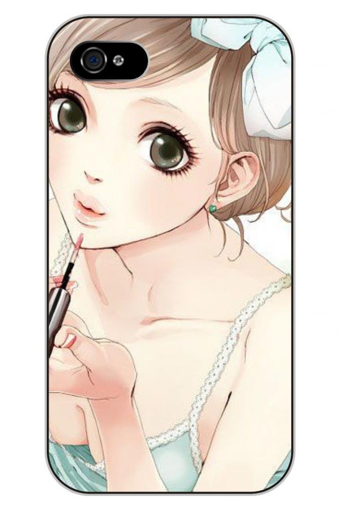 卡通彩绘头像 女生