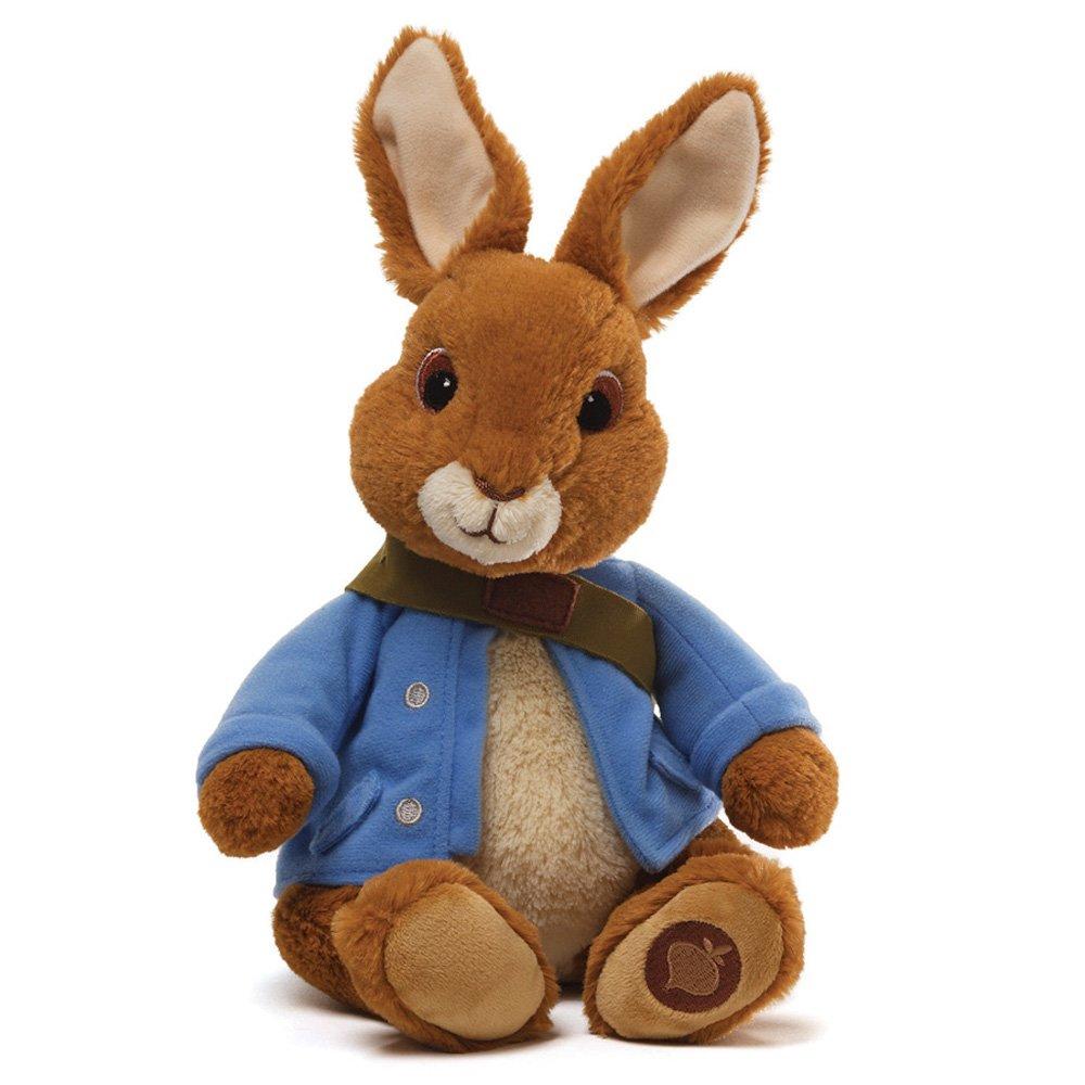 GUND毛绒玩具彼得兔,11.5英寸