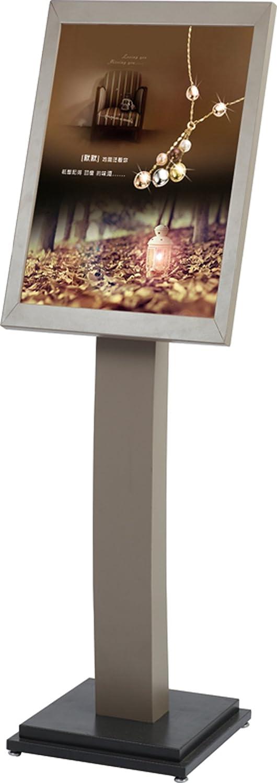 顺南 澳式指示牌 不锈钢指示牌 立式 酒水牌 酒店指示牌 广告牌 展示图片