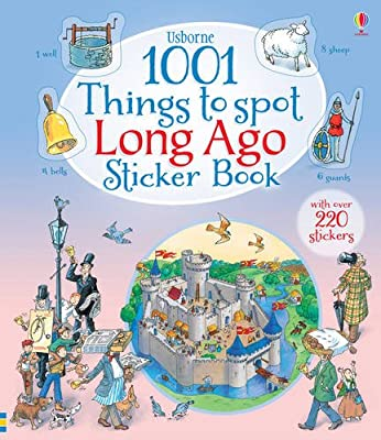 1001 Things to spot Long Ago Sticker Book.pdf