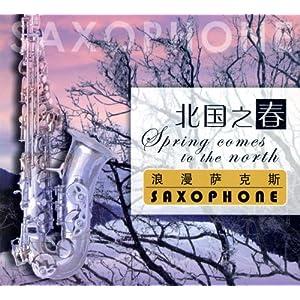 浪漫萨克斯 北国之春 CD图片