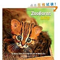喵星人图册:《ZooBorns CATS!》
