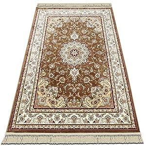 新款促销:波斯客厅地毯 卧室地垫 非常漂亮奢华手感真