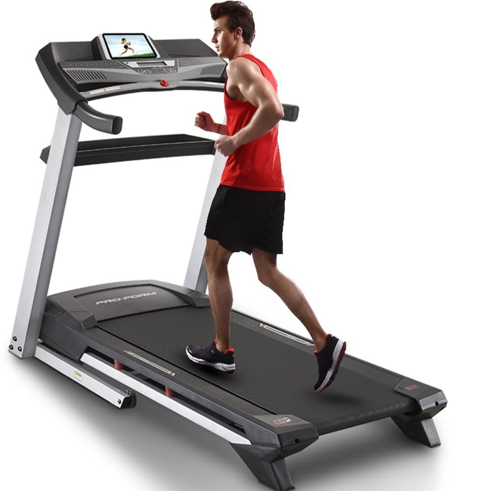 美国爱康(icon)跑步机家用静音 petl59714 健身器材【 主要城市可上门