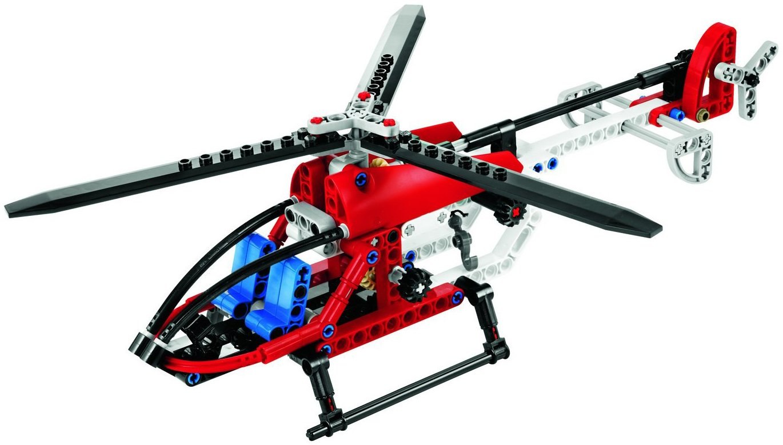 lego 乐高 机械组 机械直升机8046