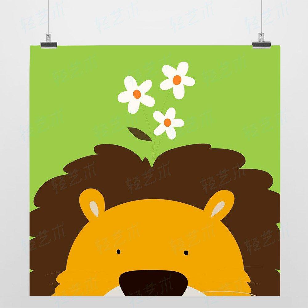 light art 轻艺术 自然萌物 动物理想 f款 画集可爱清新图片儿童海报