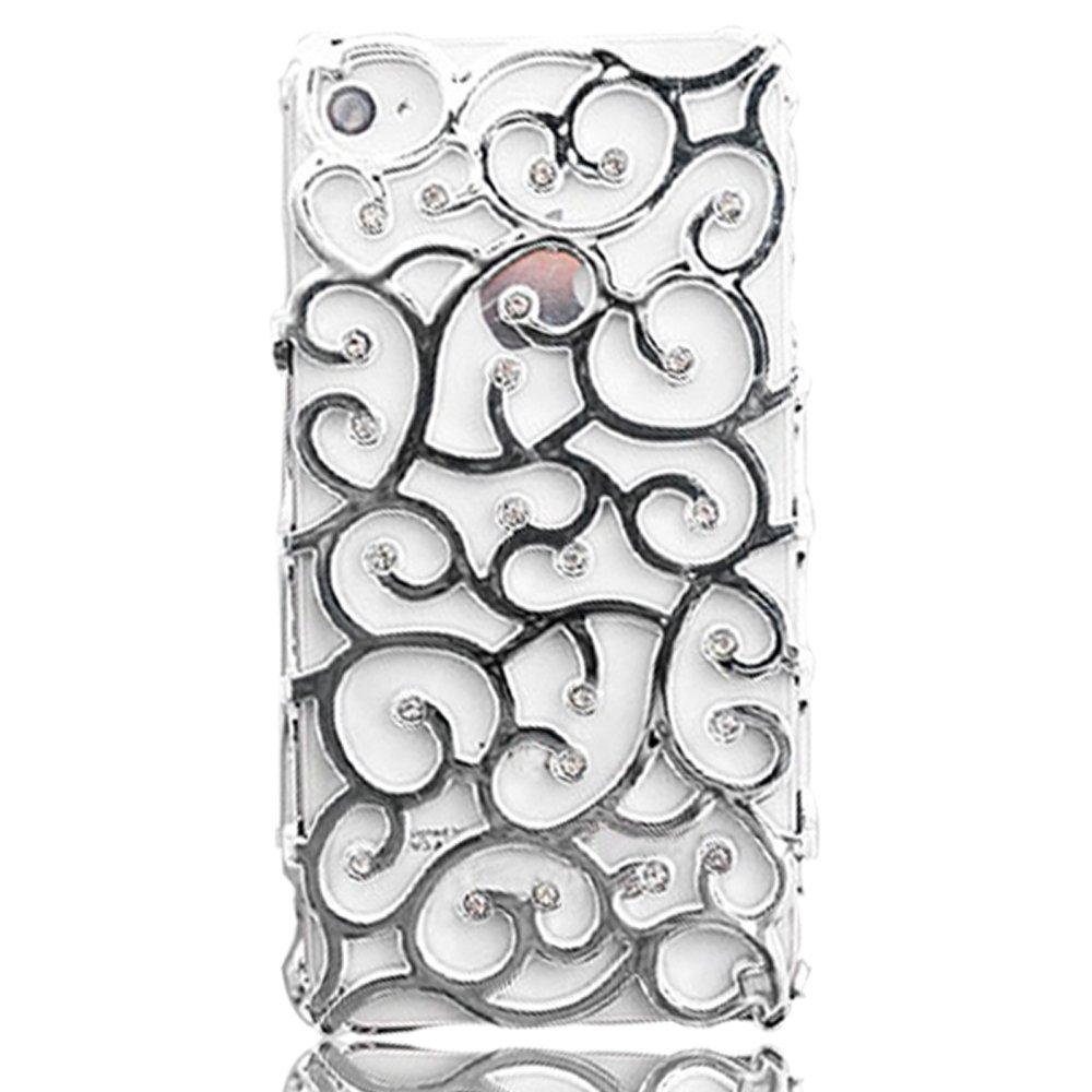 邦卡登 手机壳适用于iphone44s iphone55s 镂空花纹