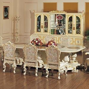 fp 沛俪菲帕 欧式奢华 浪漫古典家具 书房系列 实木 办公桌 会议台
