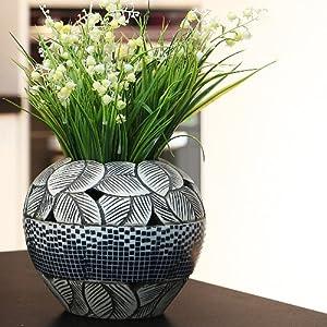 兆宏jpg 景德镇现代三件套客厅花瓶 美式家居装饰摆件