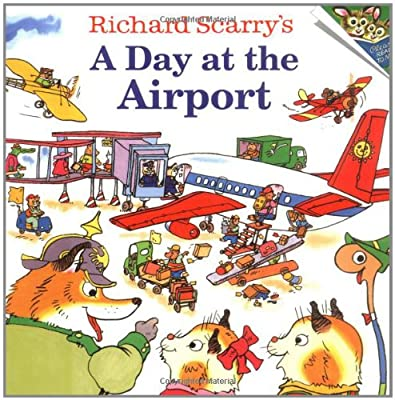 Richard Scarry's A Day at the Airport.pdf